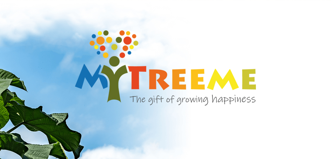 NEU: myTreeme – The gift of growing happiness